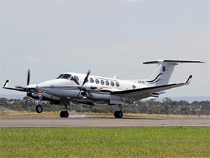 KingAir 350